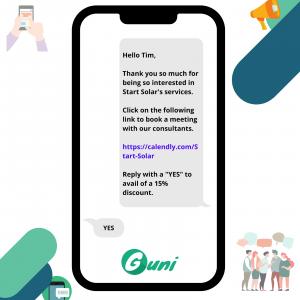 sms case study