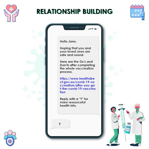 relation building
